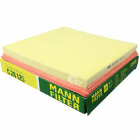 Original MANN-FILTER Luftfilter C 28 125 Air Filter