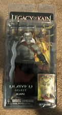 Legacy of Kain Defiance Player Select Series 1 Kain Action Figure RARE NECA