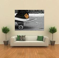 SKATEBOARD  NEW GIANT POSTER WALL ART PRINT PICTURE X1404