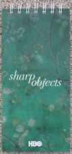 SHARP OBJECTS HBO OFFICIAL PROMO MEMO PAD AMY ADAMS GILLIAN FLYNN BRAND NEW RARE
