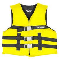 Airhead Youth Open Sided Nylon Life Jacket Yellow