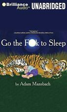 Go the Fuck to Sleep (CD)