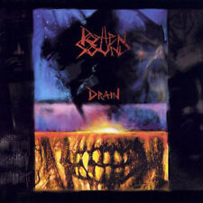 Rotten Sound – Drain LP Ltd 180 g Red Vinyl New Re (2016) Death Metal Grindcore