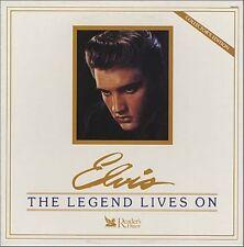 "ELVIS PRESLEY-""BOX SET""-ELVIS THE LEGEND LIVES ON- Collectors Edition- Vinyls"