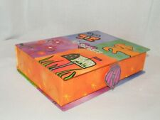 My Secrets Keepsake Box w/4 x 6 Photo Sleeves Holds 24 Pictures & Spiral Journal