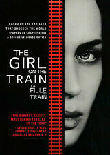 The Girl on the Train Emily Blunt, Rebecca Ferguson (Dvd, 2017) R Color Sealed