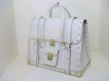 Louis Vuitton LV Travel Boston Bag Handbag Extravagant Suhari White Auth Rare