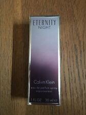 CALVIN KLEIN CK ETERNITY NIGHT FOR WOMAN EDP 30ml PROFUMO DONNA SPRAY VAPO 30 ml
