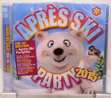Après Ski Party 2015 + 2 CD Set + Die 40 besten Hits für die stimmungsvolle Fete