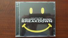 Various – The Very Best Euphoric Old Skool Breakdown 2 CD EU Black Box Snap