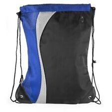 COLOR SPLASH SPORT PACK - Draw String Back Pack - Blue