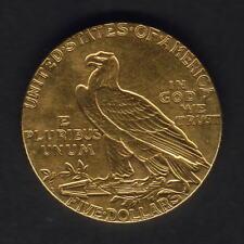 U.S.A. 1914-D Gold 5 Dollars - Half Eagle..  EF