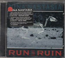 NINA NASTASIA - run to ruin CD