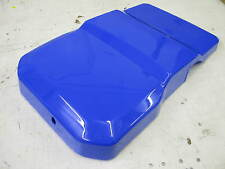 FORD FOCUS SAMCO BLUE ABS PLASTIC BATTERY COVER MK2 RS ST 4M51-10A659