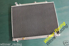 56MM aluminum radiator Mitsubishi Pajero/Shogun NM-NT 3.2L DID diesel V6 AT 00-