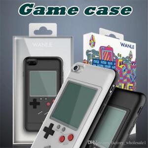 RETRO GAME IPHONE CASE FOR IPHONE 6/6PLUS 7/7PLUS 8/8PLUS 20+ GAMES INSTALLED AU