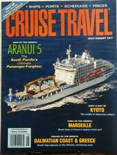 Cruise Travel Jul Aug 2017 Aranui 5 Ultimate Passenger Freighter FREE SHIPPING s