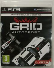 Grid Autosport. Limited Black Edition. Ps3. Fisico. Pal España