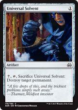 4x Universal Solvent // NM // Aether Revolt // engl. // Magic Gathering