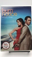 Burn Notice Season Three DVD