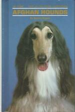 Afghan Hounds - Book Dog Complete Care & Basic Training