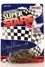 MATCHBOX ~ SUPER STARS ~ DAVEY ALLISON ~ #28 HAVOLINE ~ 1/64