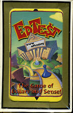 Ed Test:The Game of Dollars & Sense! Playing Cards, New