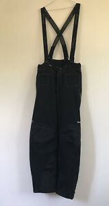 BERGANS OF NORWAY Stryn Lady Salopettes RECCO Ski Pants Skiing Trousers