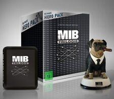 Men in Black 1-3 Trilogy Limited Deluxe Edit. Blu-ray Ultimate Hero Pack + Figur