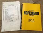 Vintage F.E.&J.R HOPKINSON LTD KNIFE CATALOG W/PRICE List Bowie Swiss Army +