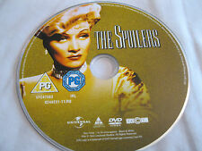 MARLENE DIETRICH - THE SPOILERS- DISC ONLY (DS)  {DVD}