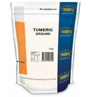 Trumps Ground Turmeric 1kg x 6