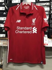 New Balance Liverpool Home Red Jersey 2019 Size Youth Large  Only Boys Or Girls