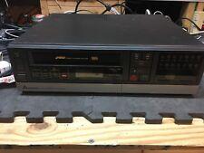 Vintage Mitsubishi Stereo Video Cassette Recorder Vcr Vhs Hs-305Ur Parts/Repair