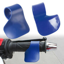 Blue Motorcycle E Bike Cruise Control Throttle Assist Wrist Rest Relax Aid Grip