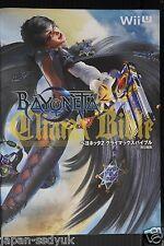 JAPAN Bayonetta 2 Climax Bible