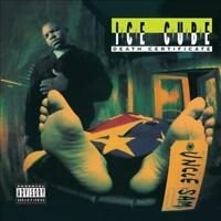 DEATH CERTIFICATE [LP][EXPLICIT] [VINYL] ICE CUBE NEW VINYL RECORD