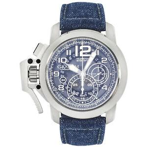 Graham Chronofighter Oversize Target Chrono Automatic Men's Watch 2CCAS.U06A