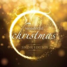 Wonderful Christmas-Swing Edition 2 CD NUOVO