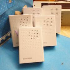 Creative Door Bell Chime 12V Vocal Wired Doorbell Welcome Door Bell For Office