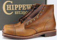 Chippewa 1901G47 Tan Renegade Homestead USA SOFT TOE Classic Work Boot Size 10 D