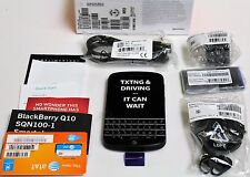 BlackBerry Q10 16GB(Unlocked)AT&T Smartphone LTE 4G Touchscreen Brand New in Box