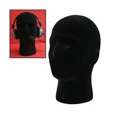 LIAMTU Male Wigs Display Mannequin Head Stand Model HTC Vive VR Headsets Moun...