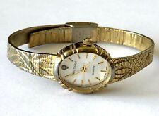 Vintage Waltham W032 098 PC21 SR626SW Quartz Wrist Ladies Watch Runs