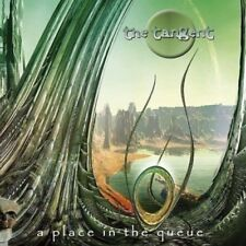 TANGENT, The-a place in the queue special ed. + BONUS-CD 2cd NUOVO OVP