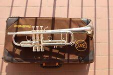 Bach stradivarius 180 ML 72, Bb trumpet, silver coated