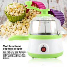 Multi Mini Popcornmaschine Popcornmaker Popcornautomat Eierkocher 350W DE
