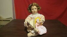 Vintage Georgetown Collection Dolls-Kate's Bedtime Story-Brigitte Deval