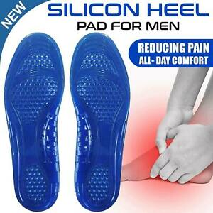 Orthotic Insoles for Arch Support Plantar Fasciitis Foot Feet Pain Relief Shoe