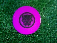 Volvik Vivid Limited Edition Marvel Series Black Panther Purple Golf Ball NEW